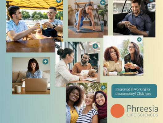 MM+M Places to Be: Phreesia Life Sciences