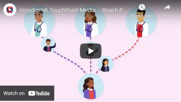 Reach your targeted providers at the point-of-care in a channel they use every day