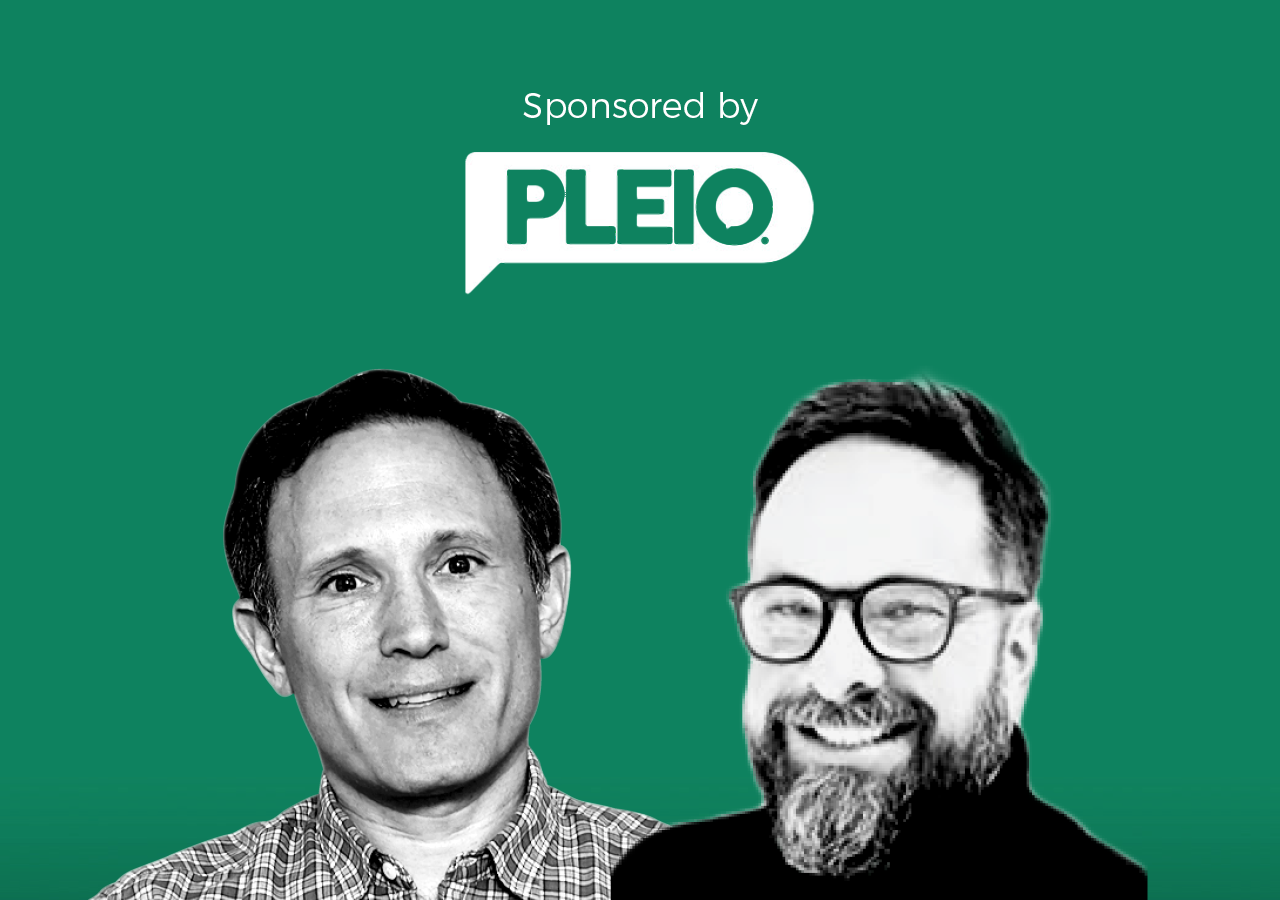 The MM+M Podcast with Pleio