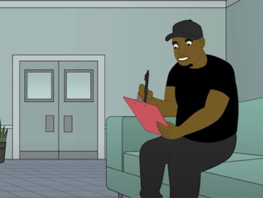 Stand Up to Cancer PSAs encourage Black and Hispanic people to get screened