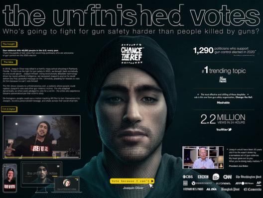 Gold   Philanthropic or Purpose-Driven Campaign, 2021